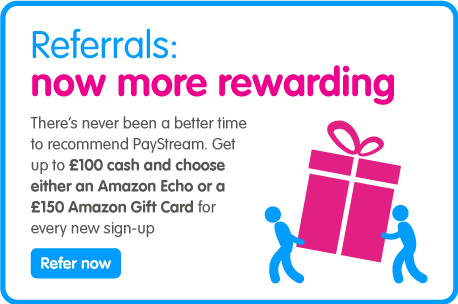 Referrals - now more rewarding!